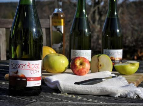 Go hard or go home the hard cider standouts at cider week for Cider ridge