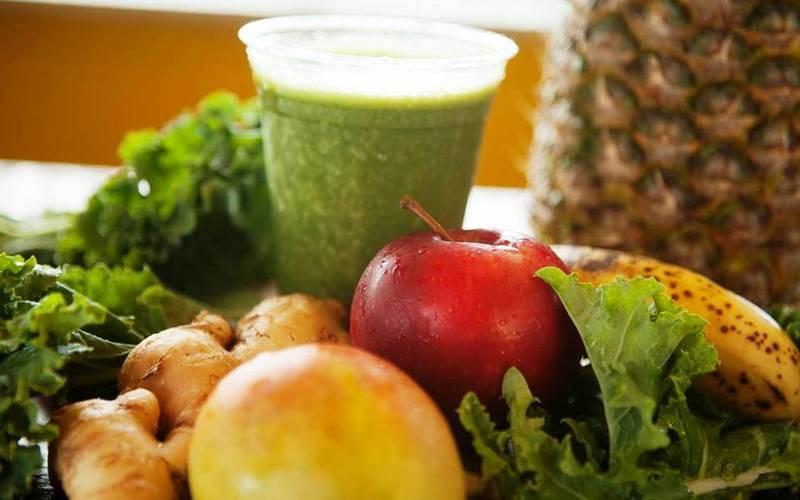 Kale Cafe Juice Bar Vegan Cuisine Is Profiled On Barnraiser